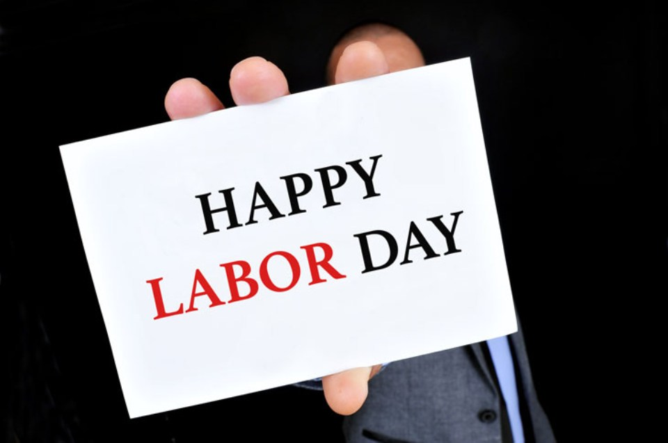 Labor Day (September 7th.) Promotion & Discount for Online Training